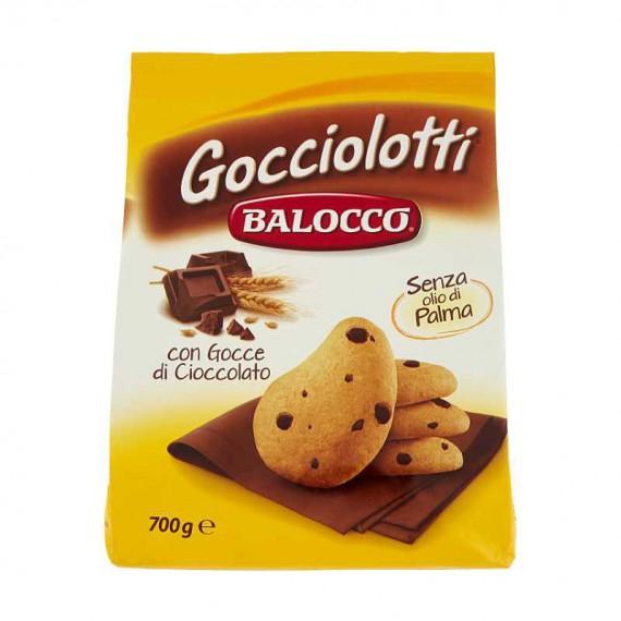 BALOCCO GOCCIOLOTTI BISCOTTI GR.700