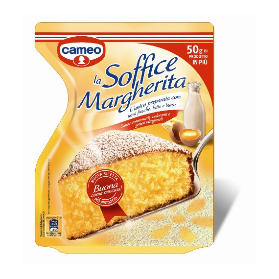 CAMEO LA SOFFICE TORTA MARGHERITA GR.650