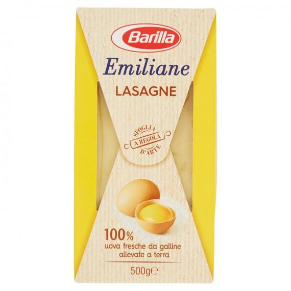 EMILIANE LASAGNE ALL'UOVO GR.500