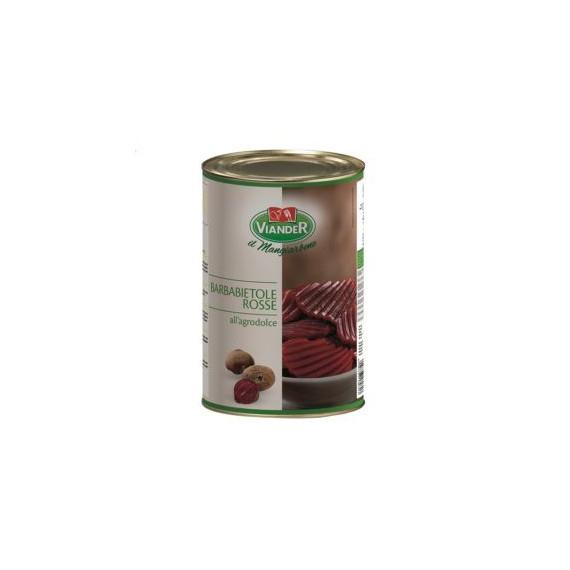 VIANDER BARBABIETOLE ROSSE A FETTE IN AGRODOLCE KG.2,5