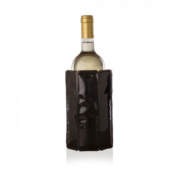 Copia di vacu vin portabottiglie raffreddavino con mattonella refrigerante estraibile Ø cm.15 h.20,5