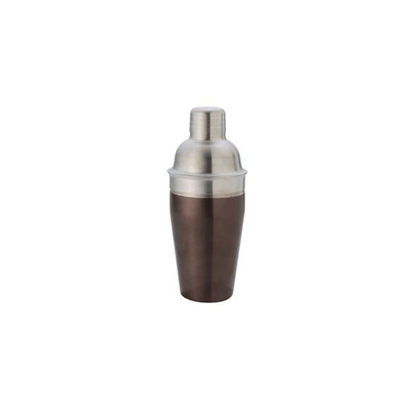 vacu vin agitatore shaker acciaio inox ml.500