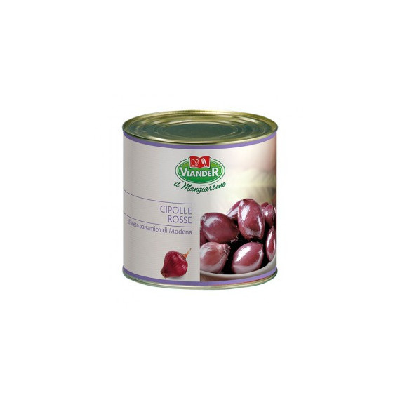 VIANDER CIPOLLE ROSSE DI TROPEA KG.2,5