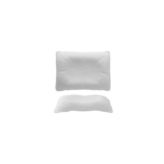 Mri piatto gourmet cuscino in vetro bianco rettangolare cm.35,2x23,5 pezzi 2