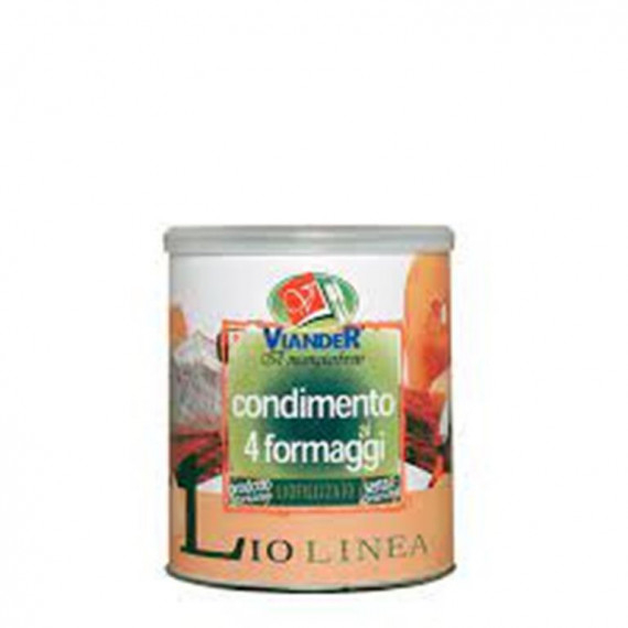 VIANDER LIO LINEA CONDIMENTO AI 4 FORMAGGI GR.300