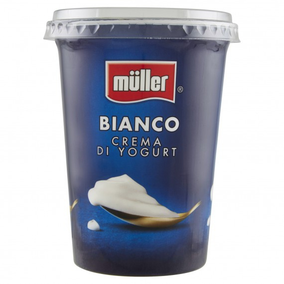MULLER BIANCO CREMA DI YOGURT ML.500