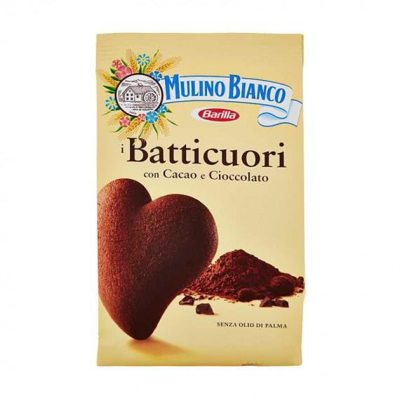 MULINO BIANCO BATTICUORI BISCOTTI GR.350