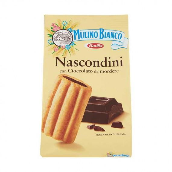 MULINO BIANCO NASCONDINI BISCOTTI GR.350