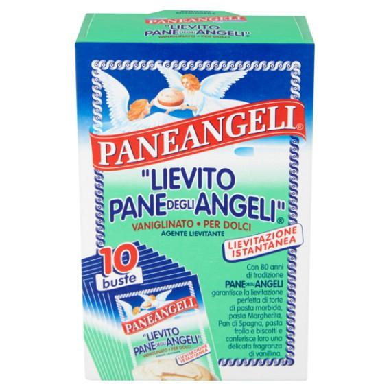 PANEANGELI LIEVITO VANIGLIATO 10X16 GR.