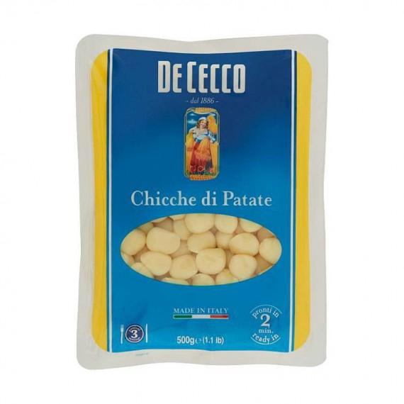 CHICCHE DI PATATE GR.500 DE CECCO