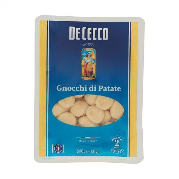 GNOCCHI DI PATATE GR.500 DE CECCO