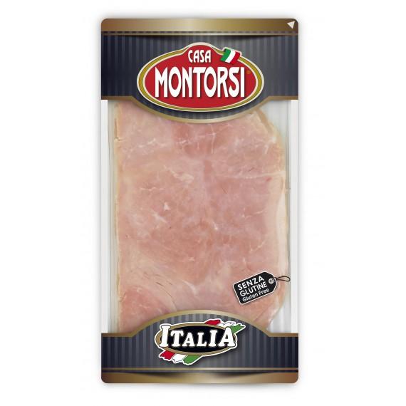 MONTORSI ITALIA PROSCIUTTO COTTO ALTA QUALITA' GR.60