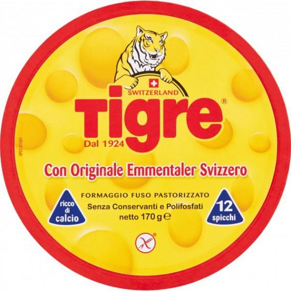TIGRE FORMAGGINO CLASSICO CON EMMENTALER 12 SPICCHI GR.170