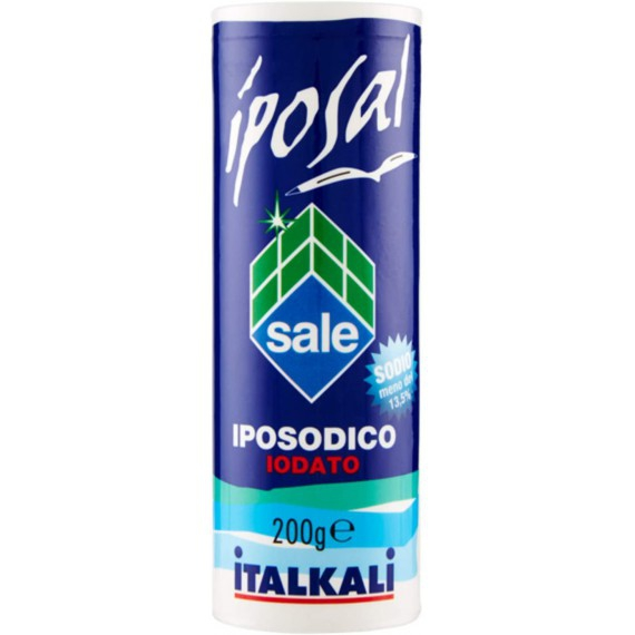 ITALKALI SALE IPOSAL IODATO GR.200