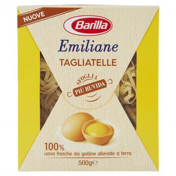 EMILIANE TAGLIATELLE ALL'UOVO GR.500