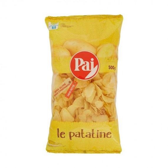 PAI PATATINE CLASSICHE GR.500