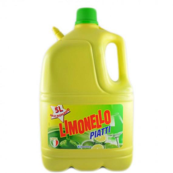 LIMONELLO SGRASSATORE PIATTI A MANO LT.5