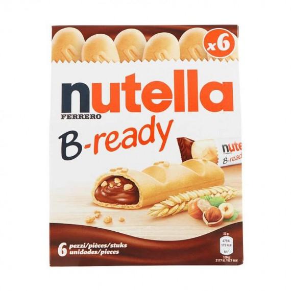 NUTELLA B-READY T6 GR.132