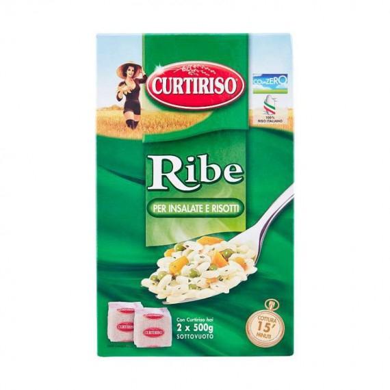 CURTIRISO RISO RIBE 2X500 GR.