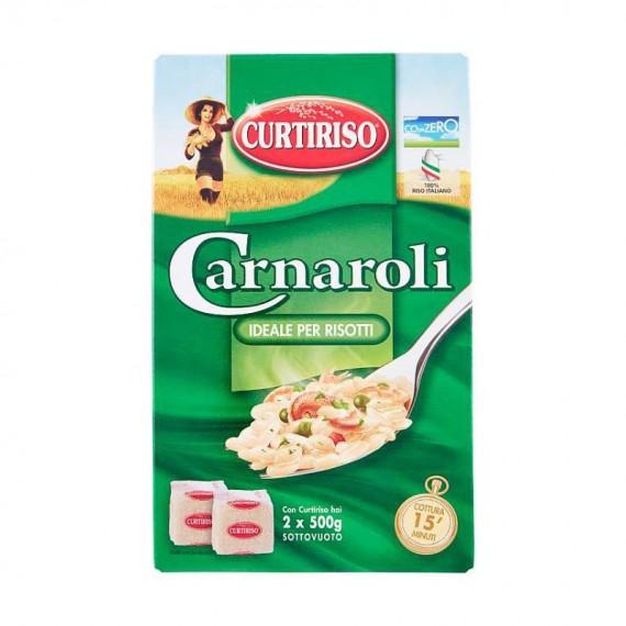CURTIRISO RISO CARNAROLI 2X500 GR.