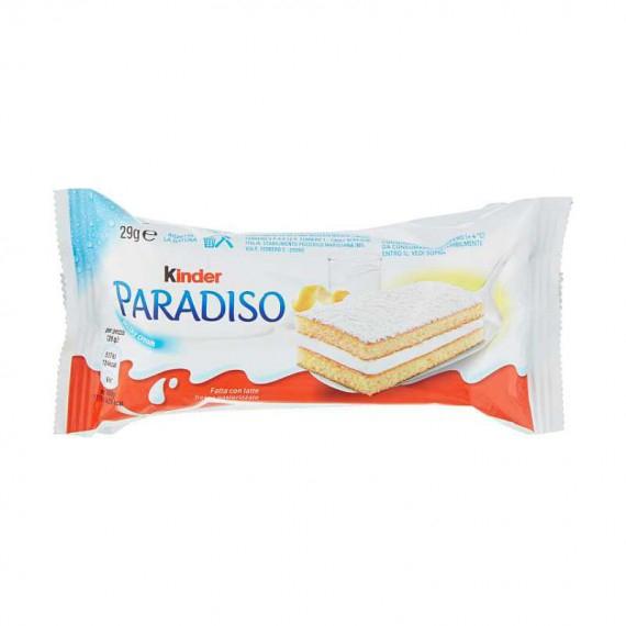 KINDER PARADISO 4X29 GR.