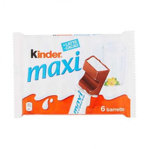 KINDER MAXI PZ.6 GR.126