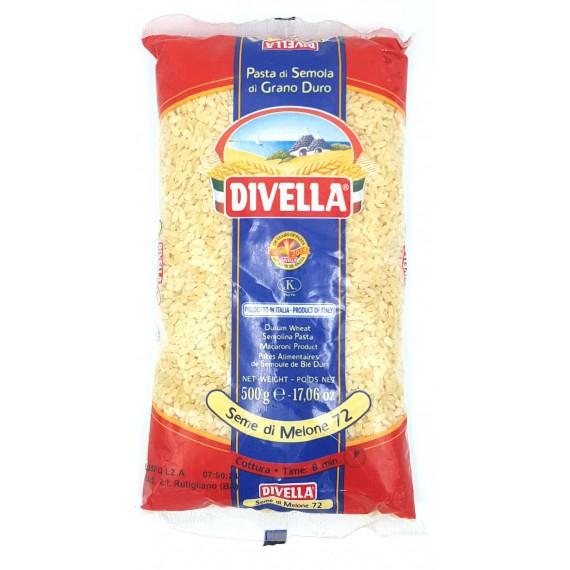 DIVELLA SEME DI MELONE N.72 GR.500