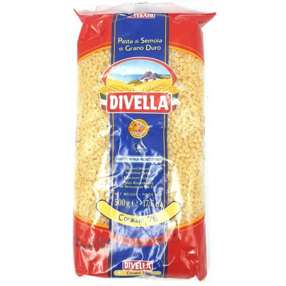 DIVELLA CORALLINI N.76 GR.500