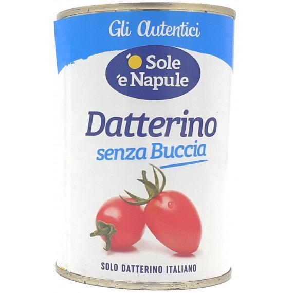 DATTERINI POMODORINI SENZA BUCCIA GR.400 O SOLEE NAPULE