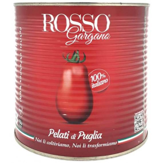ROSSO GARGANO POMODORI PELATI KG.2,55