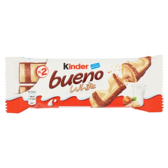KINDER BUENO WHITE PEZZI 3 GR.117