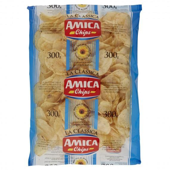 AMICA CHIPS PATATINE CLASSICHE GR.300