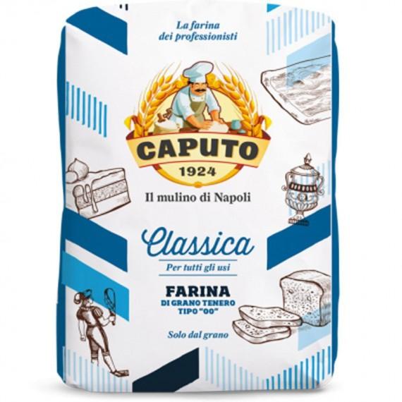 CAPUTO FARINA 00 CLASSICA KG.5