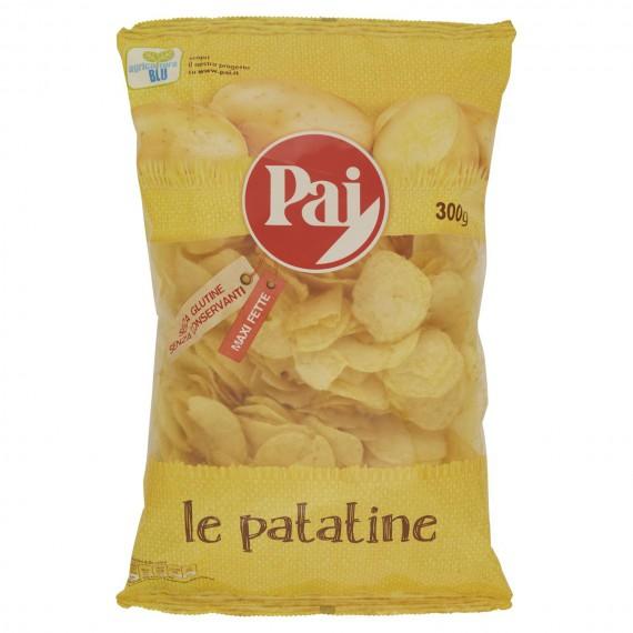 PAI PATATINE CLASSICHE TRASPARENTI GR.300