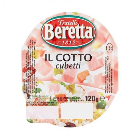 BERETTA IL COTTO A CUBETTI GR.120