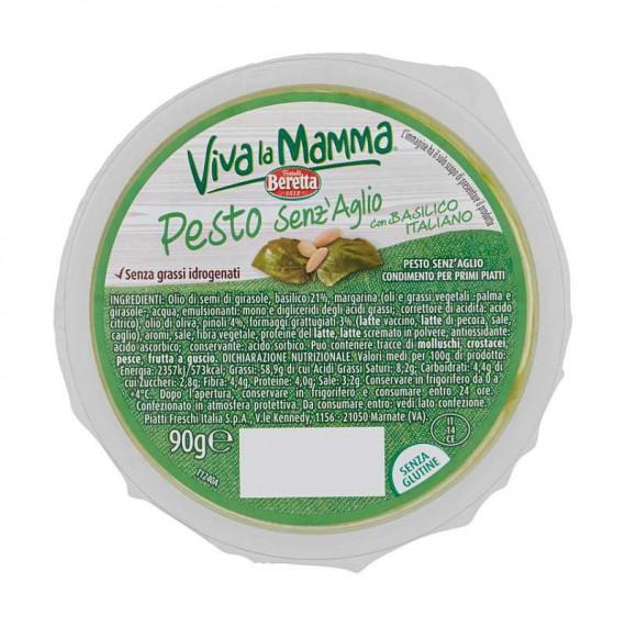 BERETTA VIVA LA MAMMA PESTO GENOVESE SENZ'AGLIO GR.90