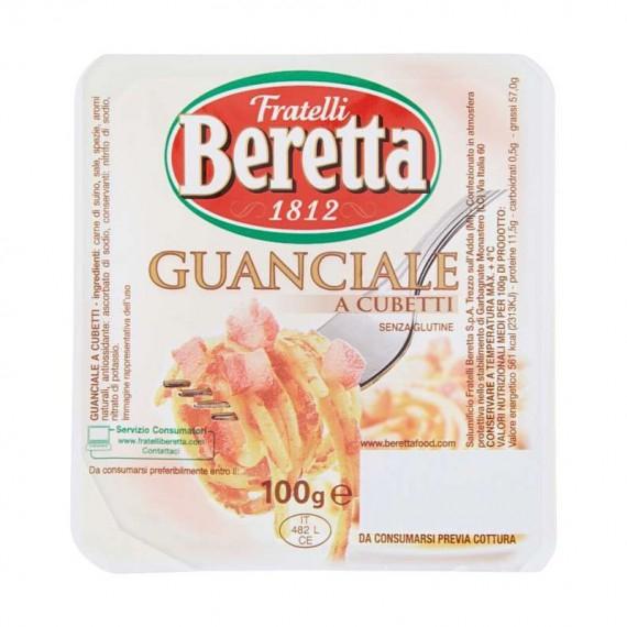 BERETTA GUANCIALE A CUBETTI GR.100
