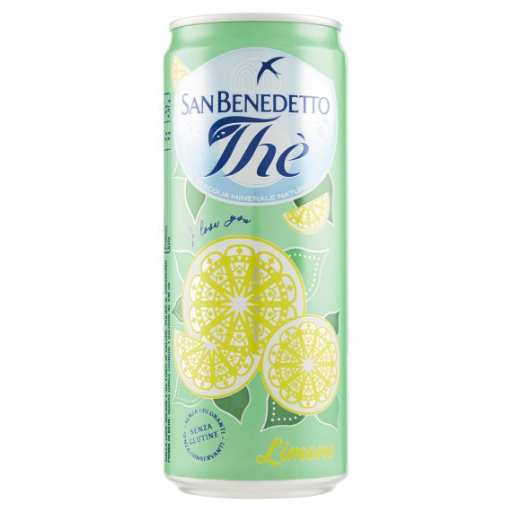 SAN BENEDETTO THE' LIMONE LATTINA CL.33