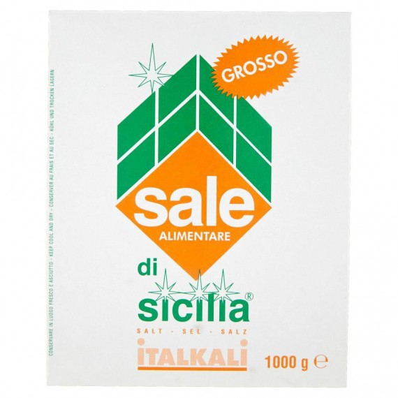 ITALKALI SALE DI SICILIA GROSSO KG.1