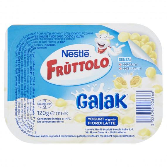 NESTLE FRUTTOLO SPILT POT CON CEREALI GALAK GR.120