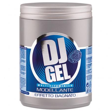 DJ GEL MODELLANTE MULTIVITAMINICO EFFETTO BAGNATO LT.1