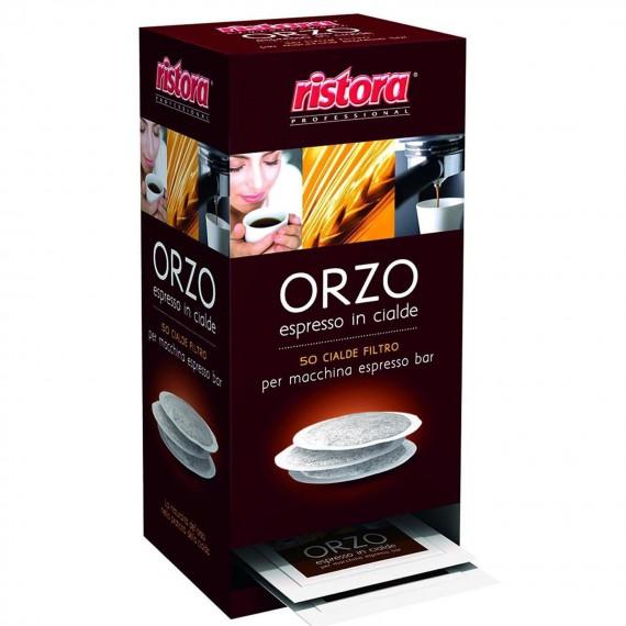 RISTORA ORZO ESPRESSO IN CIALDA PEZZI 50