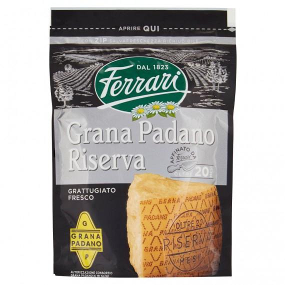 FERRARI GRANA PADANO DOP RISERVA  GRATTUGGIATO GR.60