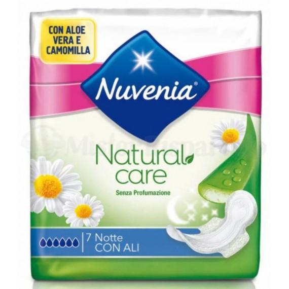 NUVENIA NATURAL CARE ASSORBENTI NOTTE PZ.7