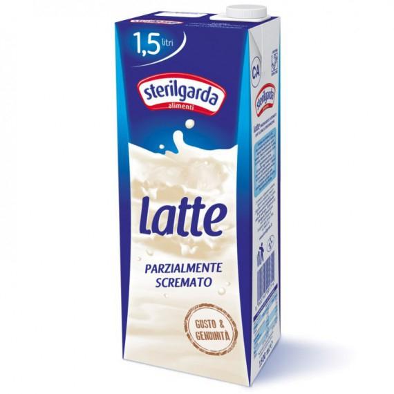 STERILGARDA LATTE PARZIALMENTE SCREMATO UHT LT.1,5