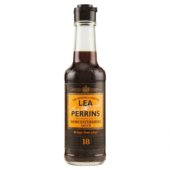 WORCHESTERSHIRE SAUCE ML.150 LEA&PERRINS
