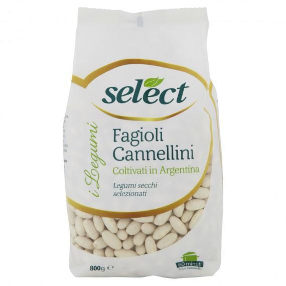 SELECT FAGIOLI CANNELLINI GR.800 BST