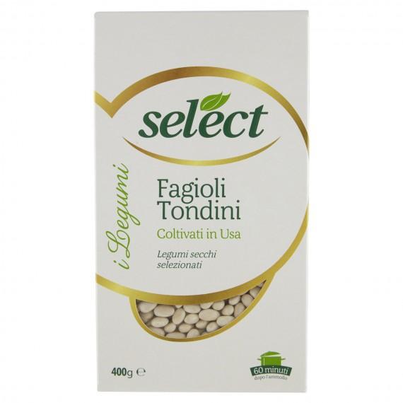 SELECT FAGIOLI TONDINI GR.400 AST.