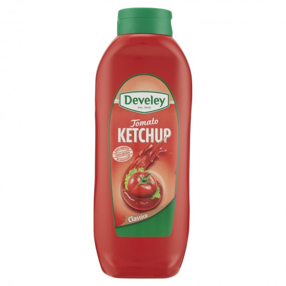 DEVELEY TOMATO KETCHUP SQUEEZE GR.980