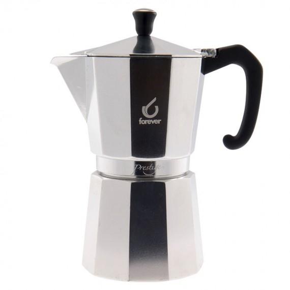 MOKA MISS PRESTIGE CAFFETTIERA 12 TAZZE IN ALLUMINIO